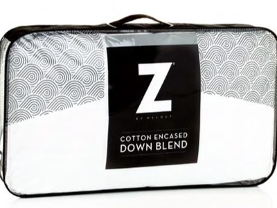 Cotton Encased Down Blend