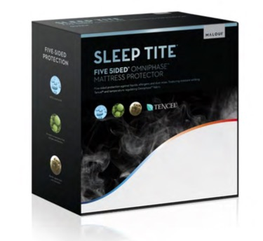 Five 5ided® Omniphase Mattress Protector