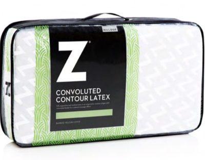Latex Convoluted Contour
