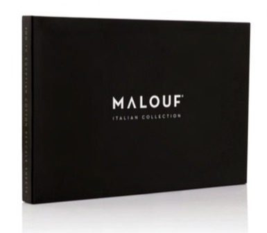 Malouf® 200 Thread Count Italian Collection Sheet