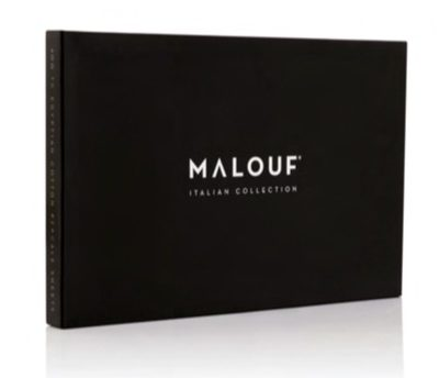 Malouf® 400 Thread Count Italian Collection Sheet