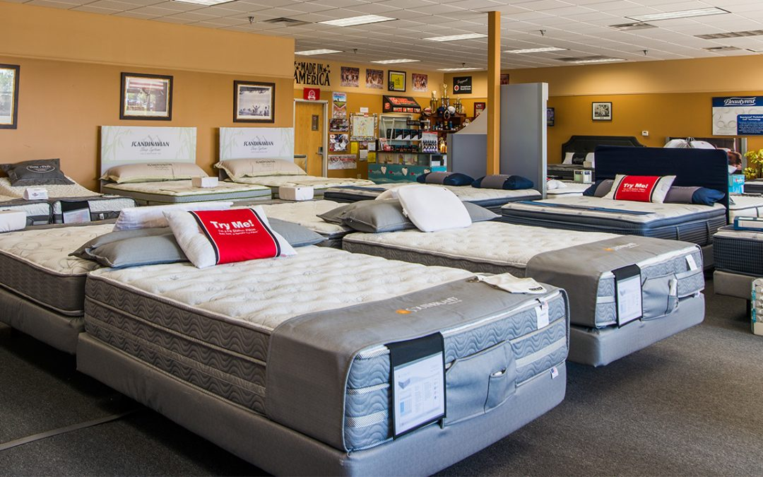 No Credit Check American First Financing Available at Trent Bedding